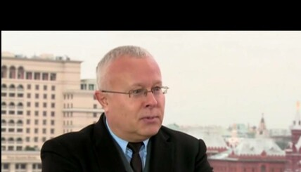 Lebedev Says Russian Ruble Is `Inclined to Stabilize'